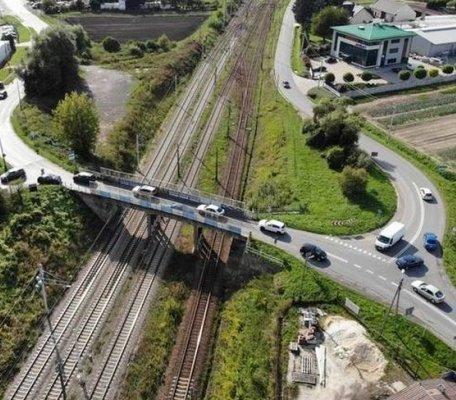 Podpisano umowę na budowę wiaduktu na granicy Krakowa