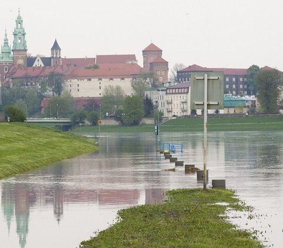 Modernizacja 20 km wałów w Krakowie. Bezpieczne mają być kluczowe obiekty [MAPA]