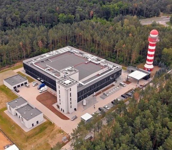 Centralny Port Komunikacyjny: odebrano ośrodek kontroli lotów