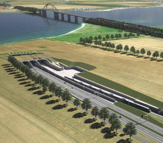 I tunel, i most: Niemcy rozbudowują nadbałtycką infrastrukturę