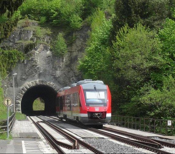 Zamiast 10 tuneli - jeden. Bawaria ma plan dla kolei