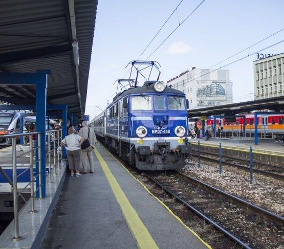 Lepsza infrastruktura kolejowa w woj. świętokrzyskim – faza projektowa