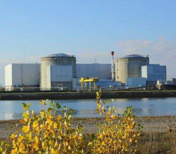 Najstarsza elektrownia atomowa we Francji wyłączona