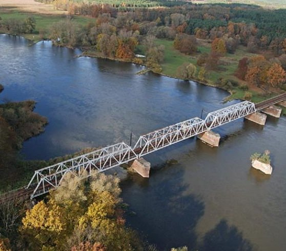 Lubuskie: modernizacja dwóch mostów kolejowych nad Odrą