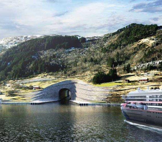 Znajdą się środki na budowę tunelu dla statków