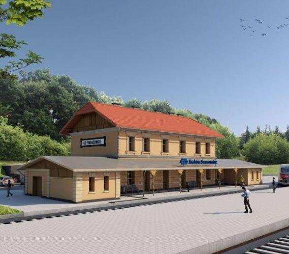 Kraków: wkrótce przebudowa zabytkowego dworca w Swoszowicach