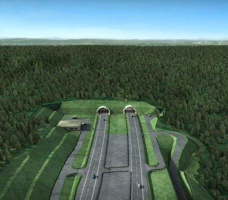 Będzie umowa na odcinek S19 z tunelem