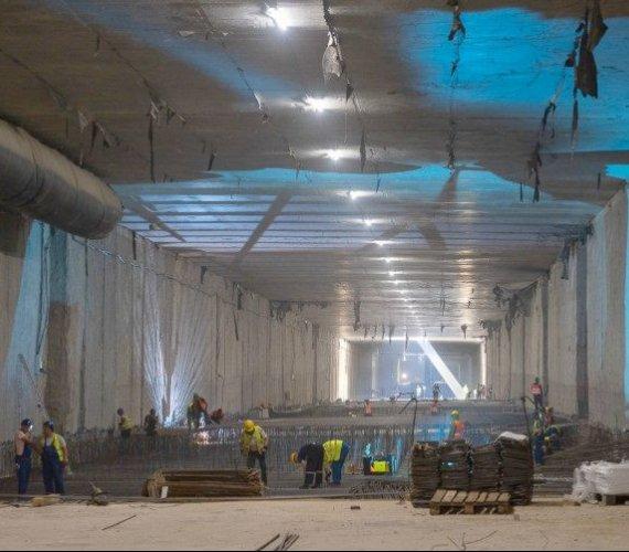 Południowa Obwodnica Warszawy: co dzieje się na budowie S2?