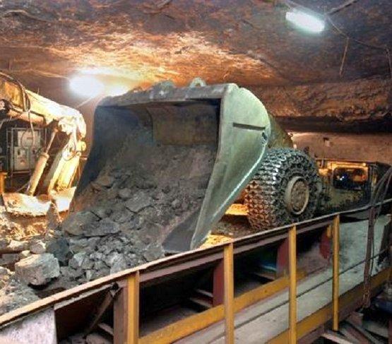 Wstrząs w kopalni miedzi Polkowice-Sieroszowice