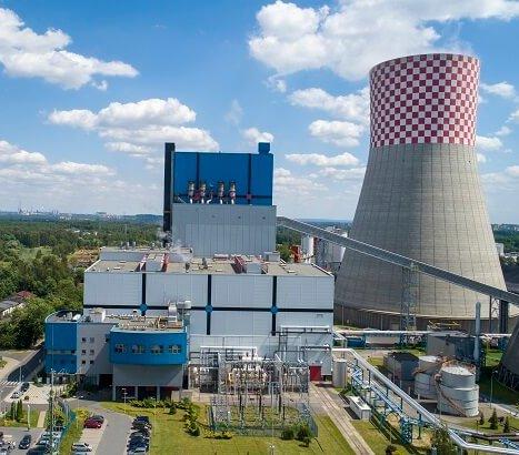 Elektrownia Łagisza: nowa stacja demineralizacji wody