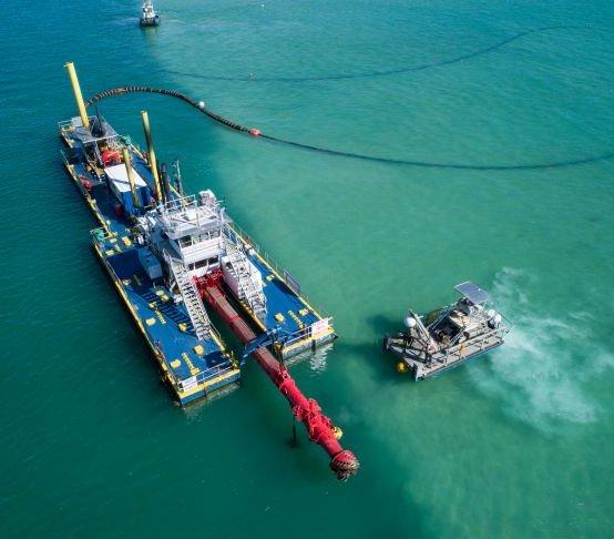 Budowa podmorskiej części Baltic Pipe pod nadzorem