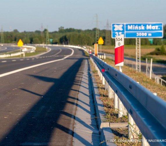 Nowe kilometry A2 w użyciu