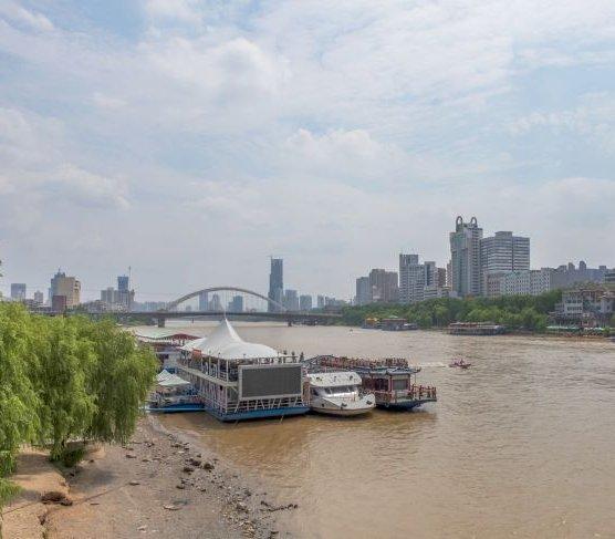 Wyjątkowa przeprawa nad chińską Żółtą Rzeką