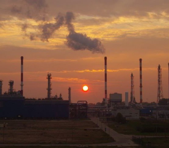 Zdalny monitoring zanieczyszczeń w spółce paliwowej