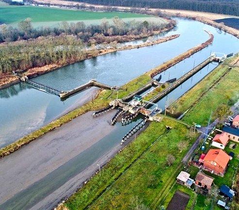 Olbrzymie środki na modernizację trzech stopni wodnych
