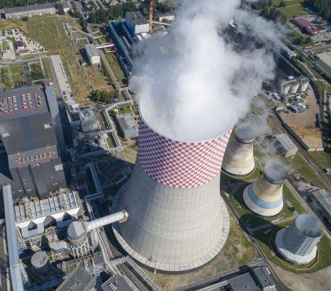 W Jaworznie przeprowadzono synchronizację bloku 910 MW z siecią