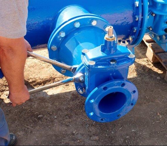 Koniec z brakiem wody w okolicach Wadowic