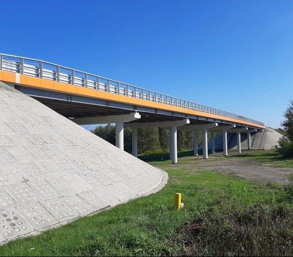 Koniec remontu wiaduktu na drodze krajowej nr 19