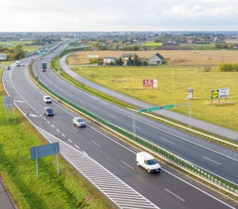 Zbliża się czas budowy odcinka drogi ekspresowej S7 Siedlin–Załuski