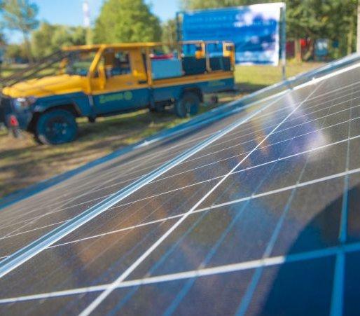 KGHM stawia ultranowoczesną elektrownię fotowoltaiczną
