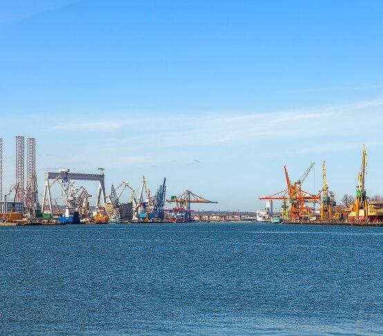 Port Gdynia zamierza przebudować terminal ro-ro
