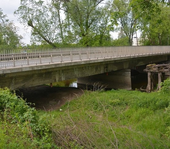 Rozpoczyna się remont mostu na drodze krajowej nr 79