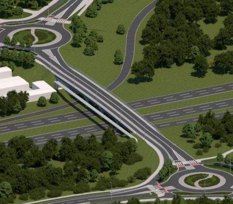 Na Kurlandzkiej w Poznaniu stanie nowy wiadukt