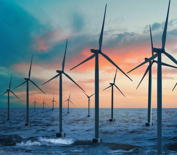 Innowacyjna maszyna wbije monopale na potrzeby morskiej farmy wiatrowej