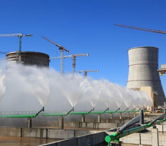 Białoruska elektrownia atomowa gotowa do pracy