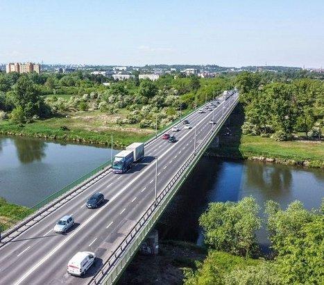 Koniec remontu jednego z najważniejszych mostów w Krakowie