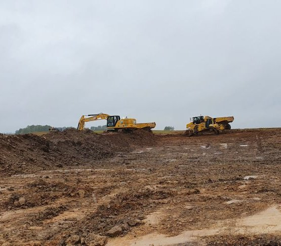 Via Baltica: rozpoczęto budowę ostatniego odcinka S61
