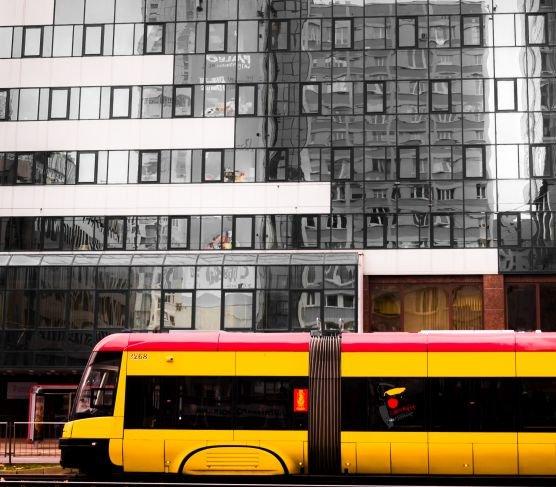Tramwaje Warszawskie na budowie Dworca Zachodniego [wideo]