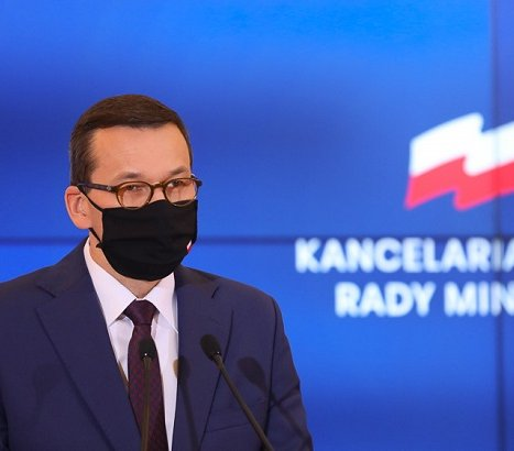Koronawirus nie odpuszcza. Cała Polska w strefie czerwonej