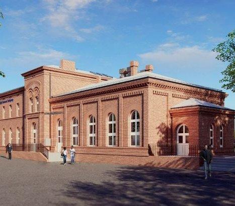Zabytkowy dworzec w Trzemesznie odzyska swój blask