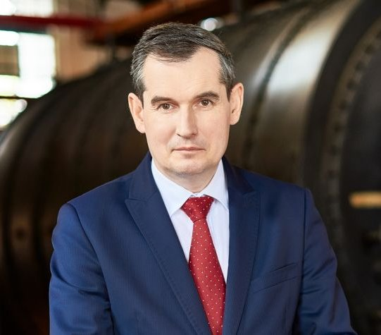 Jarosław Wróbel tymczasowo na czele PGNiG