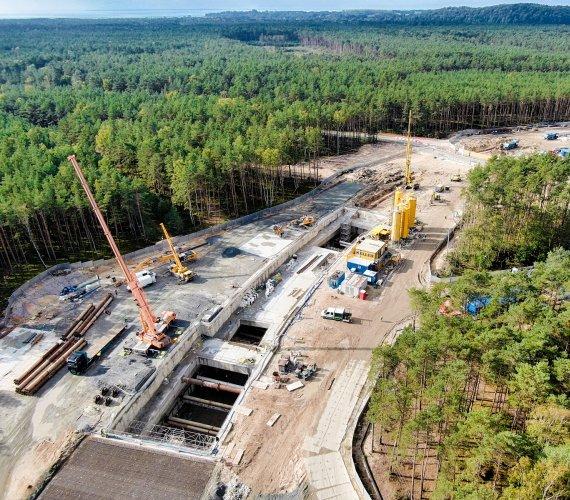 Wiosną 2021 r. rozpoczęcie drążenia tunelu w Świnoujściu