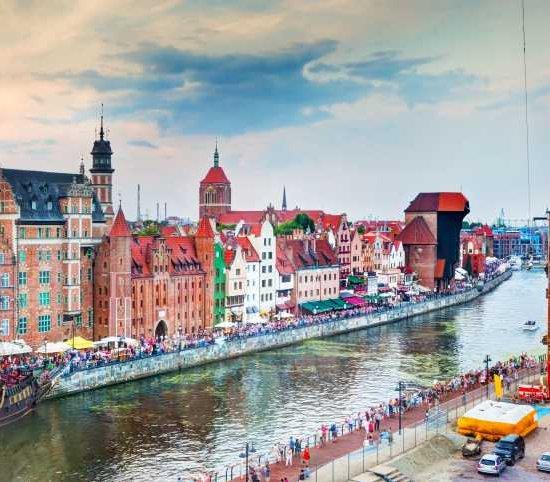 W Gdańsku wybudują nowy wał przeciwpowodziowy