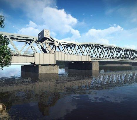 Krok do budowy mostu w Szczecinie. Jest ważna decyzja [wizualizacje]