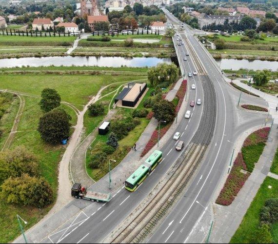 Poznań: przygotowania do budowy nowego mostu Chrobrego. Jest przetarg
