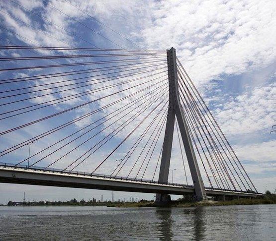 Gdańsk: remont mostu przez Martwą Wisłę. Konieczna pomoc alpinistów