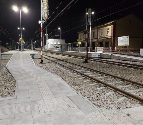 Podróże koleją z Katowic do Wisły będą krótsze