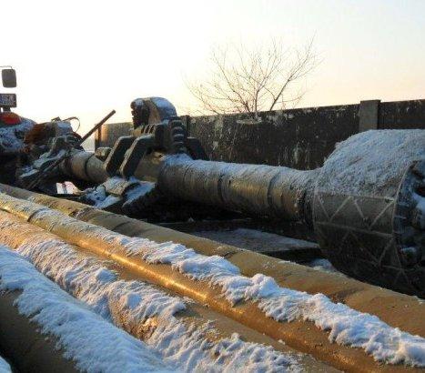 Pierwszy taki przewiert na budowie gazociągu Goleniów–Police