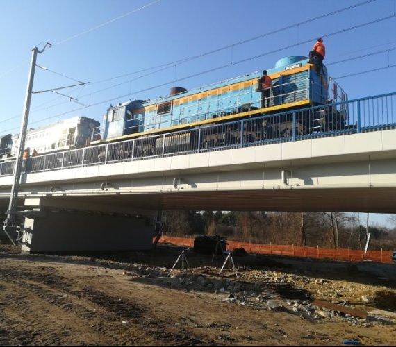 CMK: mosty i wiadukty po próbach obciążeniowych