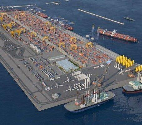 Port Gdynia coraz bliżej budowy portu zewnętrznego