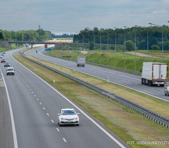 385 km dróg dla kierowców w 2021 r.