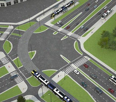 W Toruniu wybudują nową linię tramwajową