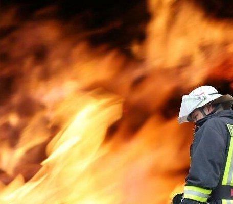 Wybuch i pożar w zakładzie Synthos w Oświęcimiu [wideo]