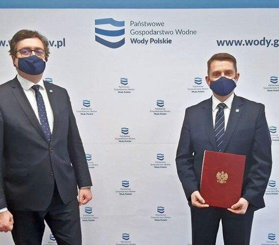 Wody Polskie mają nowego zastępcę prezesa. Czym się zajmie?