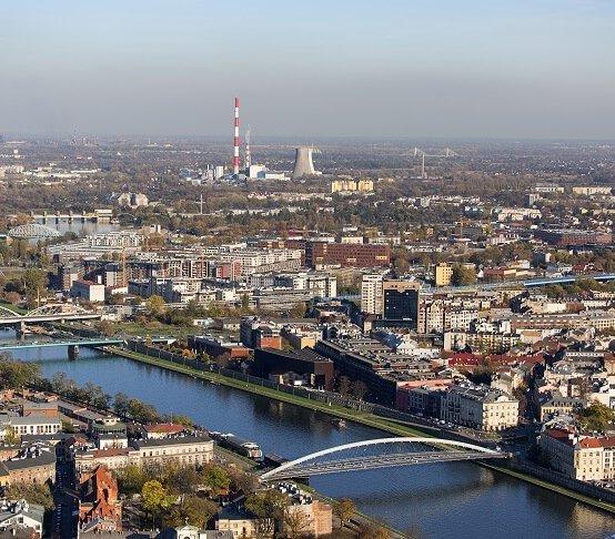 Kraków zmodernizuje 20 km wałów. Podpisano umowę [MAPY]