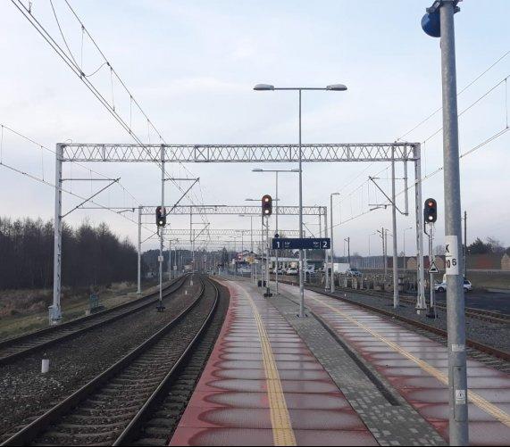 Koleje elektryfikują 70 km linii między Rzeszowem a Ocicami